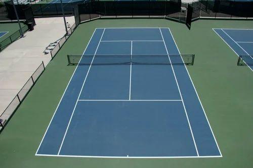 Outdoor Tennis Court टेनिस कोर्ट्स In Jhotwara Jaipur