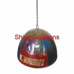 Shiva Creations Wooden Restaurant Lamps