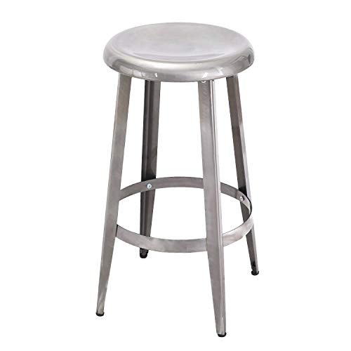 Fantastic Stainless Steel Counter Stool Alphanode Cool Chair Designs And Ideas Alphanodeonline