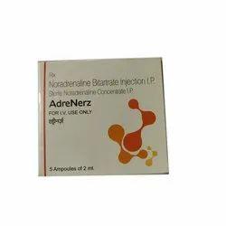 Noradrenaline Bitartrate Injection