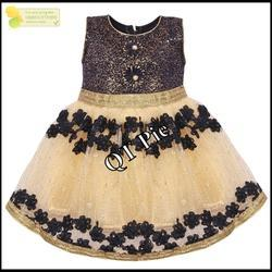 QT Pie Girls Dress DN 2437nb