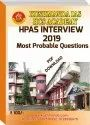 Hpas Interview Book