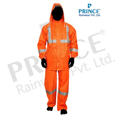 elegant appearance retail prices quality first Reflective Rainsuit