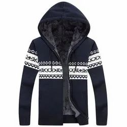 Men''s Hooded Cardigans