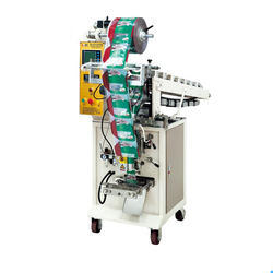 Automatic Snacks Packaging Machine
