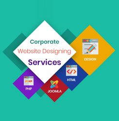 Corporate Website Designing Services, With 24*7 Support