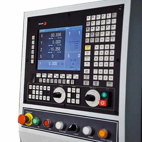 Cnc Machine Retrofitting With Fagor Controller In Gidc
