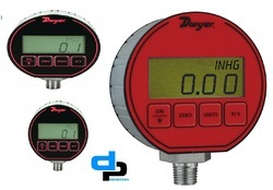 DWYER USA DPG-202 Digital Pressure Gage