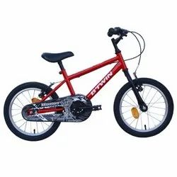 BTwin Robot Red and Black Kids Bicycle