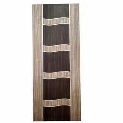 Hinged Wooden Membrane Door