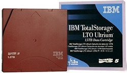IBM LTO-5 Ultrium Tape 1.5TB 3TB, Part 46X1290- 10PK