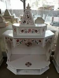 Hand Carved Marble Temple