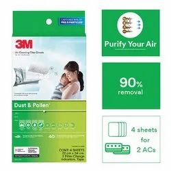 3M White AC Filter Sheets