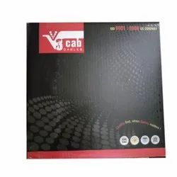 V3 Cab PVC Insulated Cab Cable, Crossectional Size: 1 Sqmm., 220 V