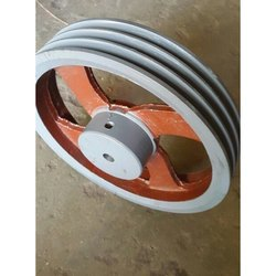42 Kg Cast Iron Groove Pulley