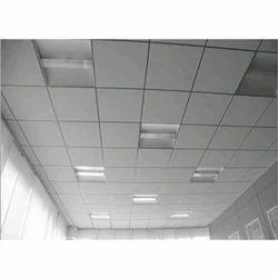 Steel / Stainless Steel Grid Ceiling
