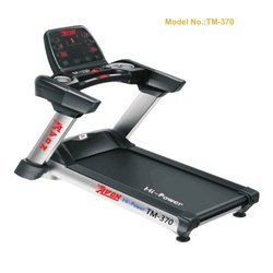 TM 370 Semi Commercial A.C. Motorized Treadmill