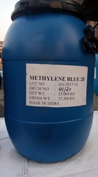 Indian Methylene Blue, Packaging Type: Drum