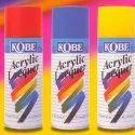 Acrylic Kobe Spray Paint, For Heat Resistant