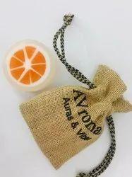 Grapefruit Artisan Soap Bar