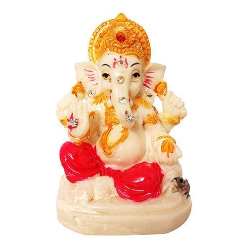 7c4efc37dbf Lord Shri Ganesha Car Dashboard Statue Showpiece Gift Item at Rs 138 ...