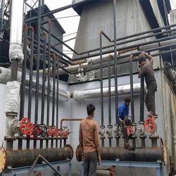 Thermic Fluid Pipeline Job Work