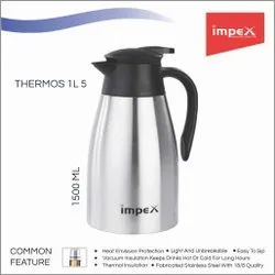 IMPEX Stainless Steel Thermos - 1.5 liter