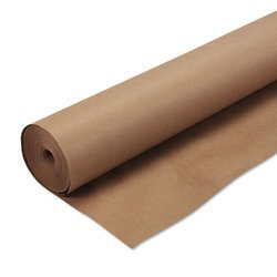Brown Kraft Paper Roll, GSM: 120 - 150