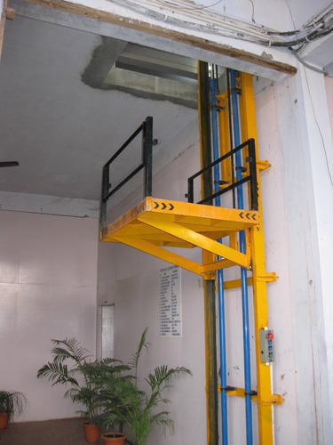 Hydro Lift System : Wall mounted hydraulic lift at rs piece