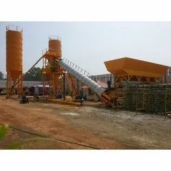 RMC Type Concrete Batching Mixing Plant