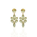 925 Sterling Silver Marquese Model Earring Party wear Hot Model Womens Earring