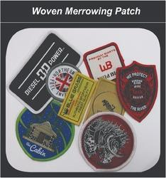 Woven Merrowing Patch