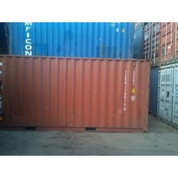 Steel Cargo Containers