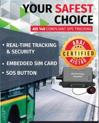 AIS 140 Certified GPS