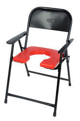 Metal Fibre Commode Chair(S-5)