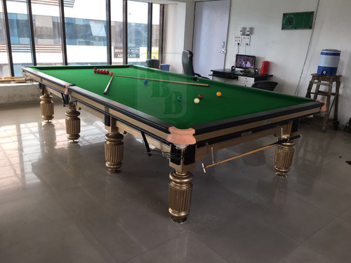 Jbb Snooker Table It 2 With Green Cover Size 12 X 6 Ft