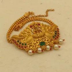 Matte Finish Jewellery Bajuband Armlet - 10