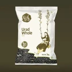 Aaha Impex Thyme Urad Whole, Packaging Size: 1 Kg, Packaging Type: Packets