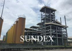 Sundex Palm Oil Refinery Plant