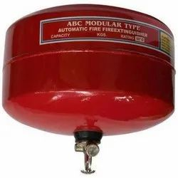 Mild Steel ABC Ceiling Mounted Type Fire Extinguishers, 1-9 kg