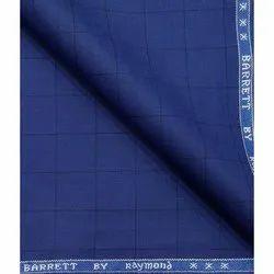 Blue Raymond Suiting Fabric