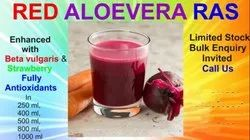 Red Aloevera Juice