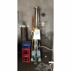 Semi Automatic Soda Filling Machine