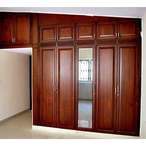 Pvc Wardrobe At Rs 1500 Square Feet Polyvinyl Chloride