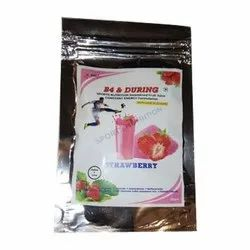 Strawberry Sports Nutrition Supplement, 30 G, Packaging Type: Packet