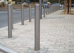 Fixed Shallow Mount Bollard