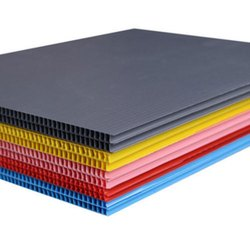 PP Corrugated Sheets