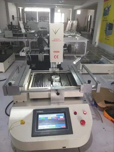 4800W Automatic BGA Rework Stations VD5860