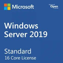 Microsoft Windows Server 2019 Standard Software