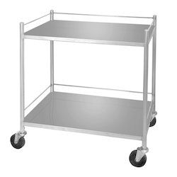 Instrument Trolley All SS